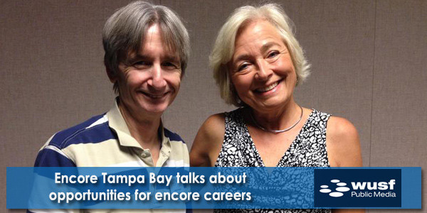 WUSF Florida Matters radio show
