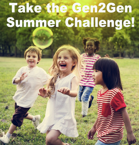 Generation to Generation Summer Challenge